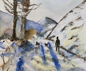 2 December-Walk