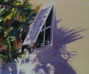 8 Lavender Shadows