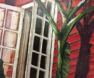 15 The Open Window