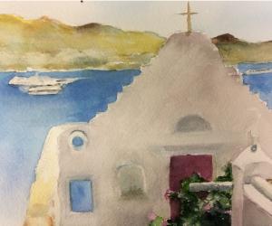 Santorini-