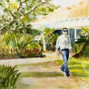 2 - Entering the Gardens